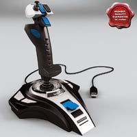 Genius Joystick Metal Strike 3D