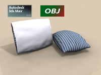 3ds max pillow case