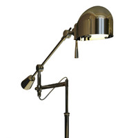 dwg boom arm floor lamp