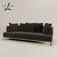 maya solo sofa b