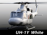 max uh-1y helicopter