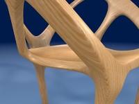 Wridig Organic Chair