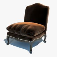 Ralph Lauren - Duchess Slipper Chair