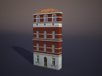 3d model house apartment