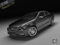 mercedes e coupe max