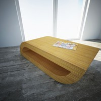 Coffee table , Roche Bobois