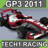 GP3 2011 CAR