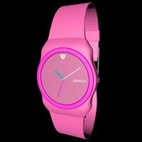 pink watch 3d model