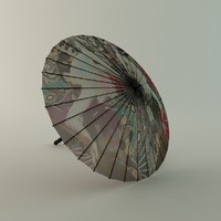 Chinese Umbrella 1