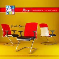 artmatrix aero visitor chair obj
