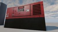 Electricity Generator Box