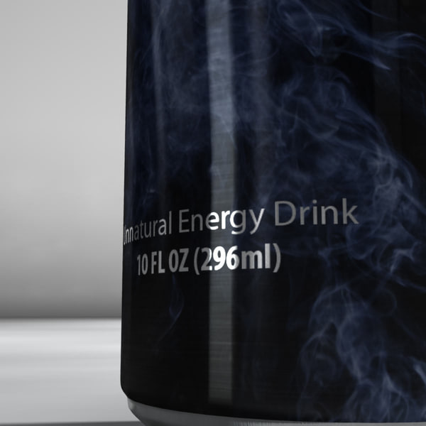 energy drink brand loki 3ds - Loki Brand Energy Drink Can... by IKarth