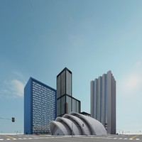 3ds max new city block 20