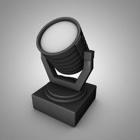 3dsmax searchlight spotlight