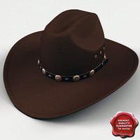 Cowboy Hat V4