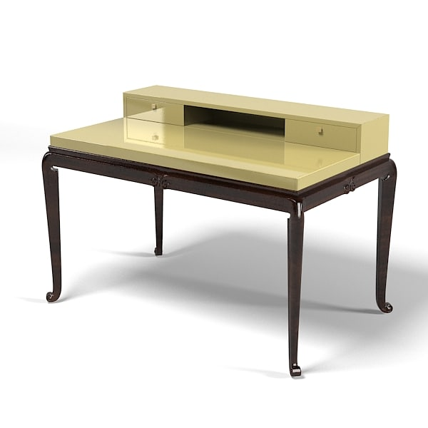 Elledue elle due As 417 c lady desk table vanity makup art deco modern contemporary.jpg