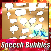maya 23 speech bubbles