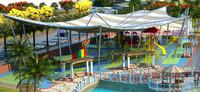 maya playground tents