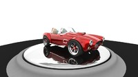 Animated Standard AC Cobra