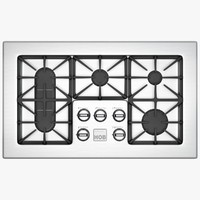 Professional Gas Cooktop with Fish Burner