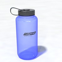 Plastic water bottle, Nalgene plastic water bottle