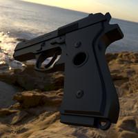 9mm Pistol(1)