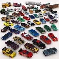 Ultimate Low Poly Car Collection