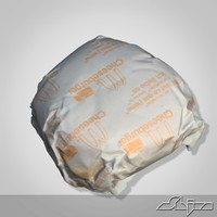 Cheeseburger Wraped