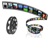 film film-roll 3d model