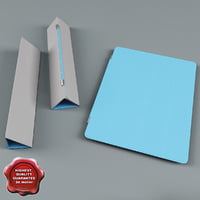 ipad2 smartcover 3d xsi