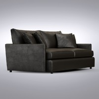 Crate and Barrel - Lounge 93 Sofa