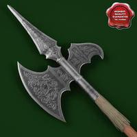 Medieval Spear V6