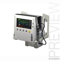 3d patient monitor model