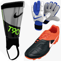 Soccer Equipment Collection
