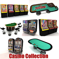 3ds casino blackjack table