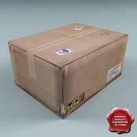 Cardboard Box V2