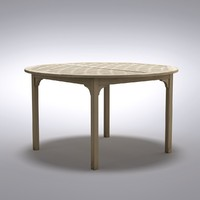 Restoration Hardware - Kingston Round Dining Table