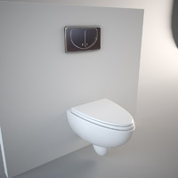 Nic Design Barca toilet