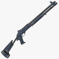 3d benelli m1014 shotgun
