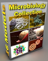 Microbiology Package (Cells and Bacteria)