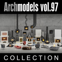 archmodels vol 97 max