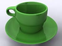 max espresso cup set