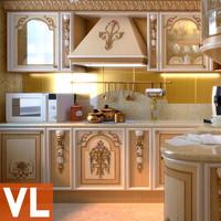 Kitchen Asnaghi - Vienna