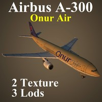 3d airbus ohy model