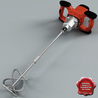 Industrial Electric Hand Mixer