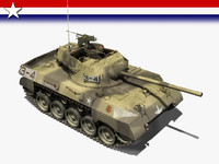 3d tank destroyer m18
