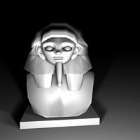 spynx 3d model