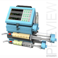 syringe pump obj