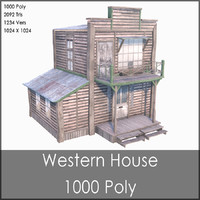 max western house games