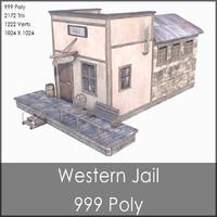western prison max